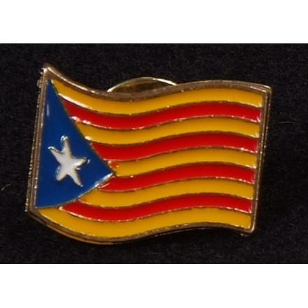 Pin Estelada Blava Onejant