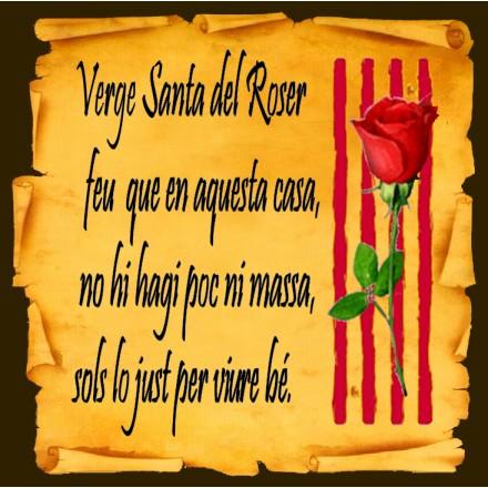 Rajola Verge del Roser.