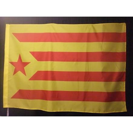 Bandera estelada vermella 150cm x 100cm
