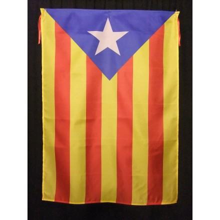 Bandera per penjar estelada blava 85cm x 60cm