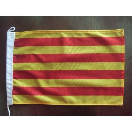 Bandera per moto senyera 30cm x 20cm