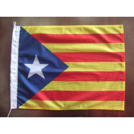 Bandera per vaixell estelada blava 45cm x 33cm
