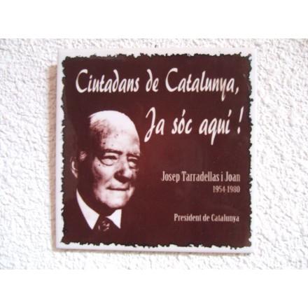 Rajola Josep Tarradellas