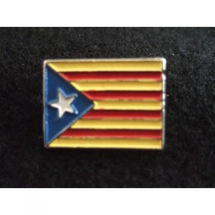 Pin Estelada Blava