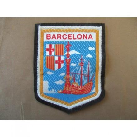 Brodat. Barcelona Colon