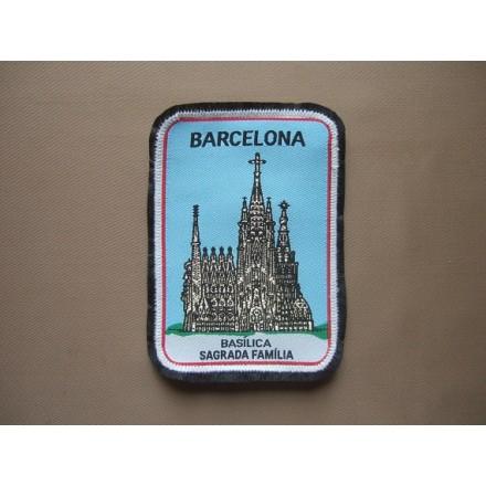 Brodat. Sagrada Família