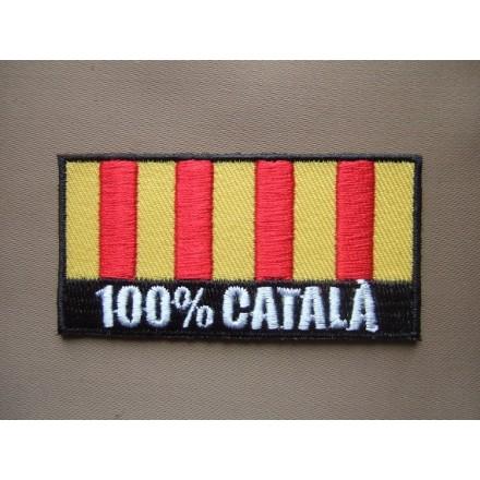 Pegat senyera 100% Català (7x3,3)