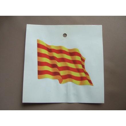 Adhesiu. Bandera Senyera