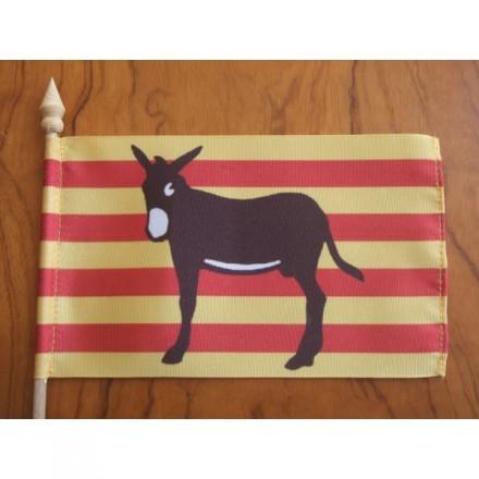 Bandera burro català