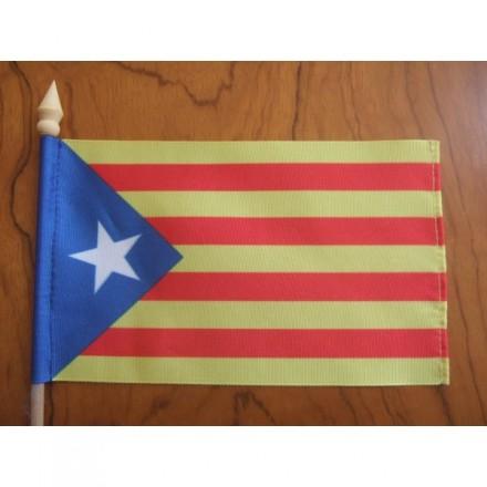 Bandera estelada blava