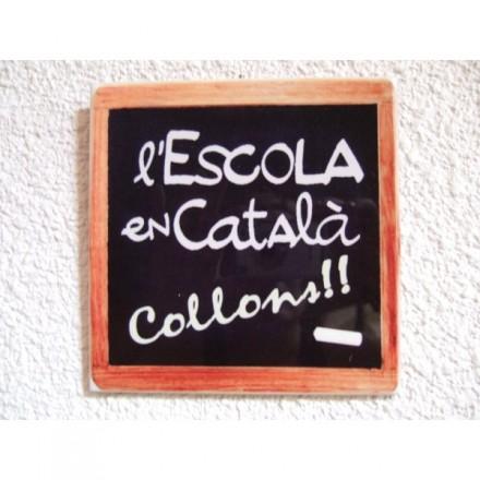 Rajola. Escola en català